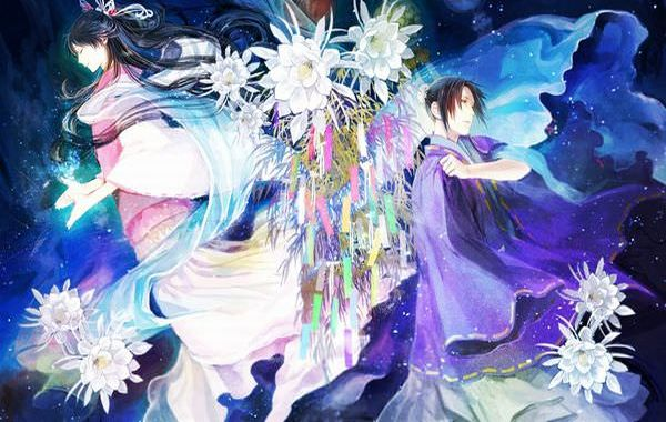 織姫ベガと彦星アルタイル