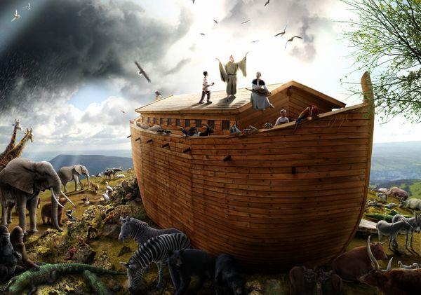 ノアの方舟は嘘?実話?旧約聖書で語られる伝説の跡地と実在の可能性