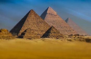 バミューダのピラミッド