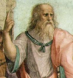 哲学者プラトン