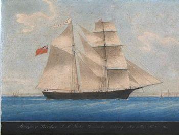 無人船メアリー・セレスト号事件