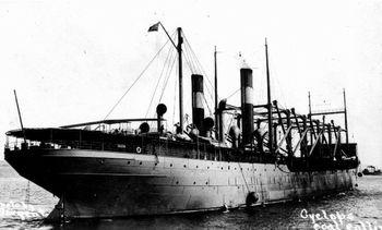 輸送船サイクロプス号失踪事件