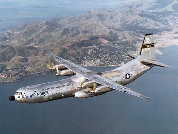 C133カーゴマスター失踪事件