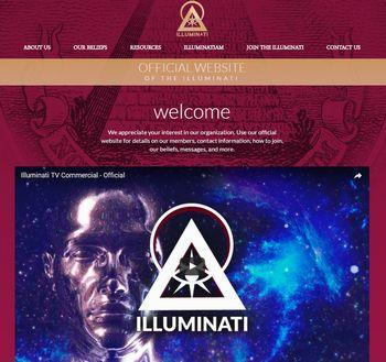 イルミナティ公式サイト