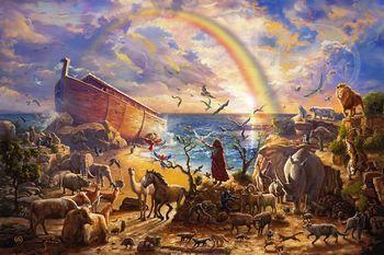 ノアの方舟 実在