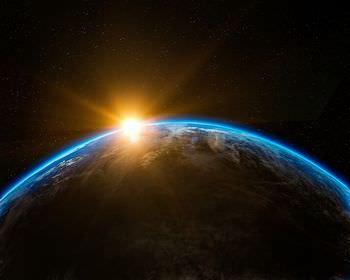 地球の大きさと直径・半径