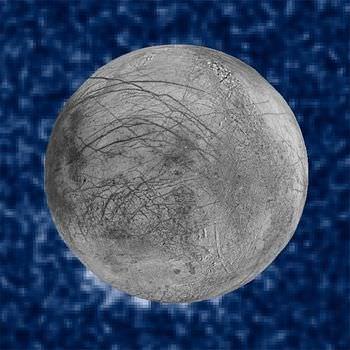 エウロパの重力