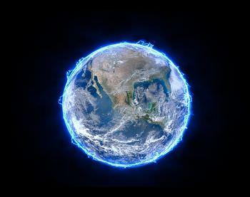 地球の磁場が反転することがある