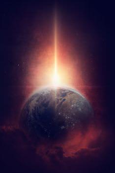 地球は放射能に覆われている