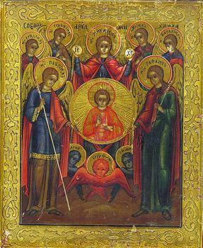 キリスト教の天使