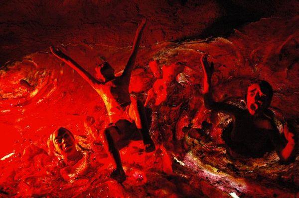 地獄は本当に存在する?八大地獄の階層と臨死体験者が見た悪夢の光景