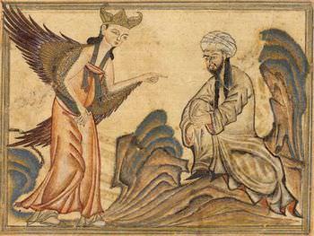 イスラム教の天使