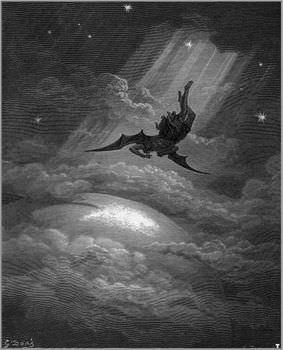 堕天使と悪魔の関係