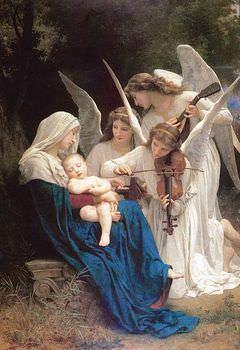 天使の名前の由来