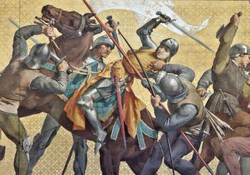ジャンヌ・ダルクが捕虜になった時シャルル7世は助けようとしなかった