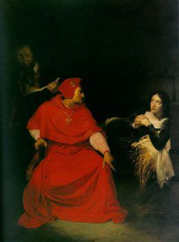 ジャンヌ・ダルクの異端審問は政治のために行われた