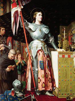 ジャンヌ・ダルクは農民から貴族になった
