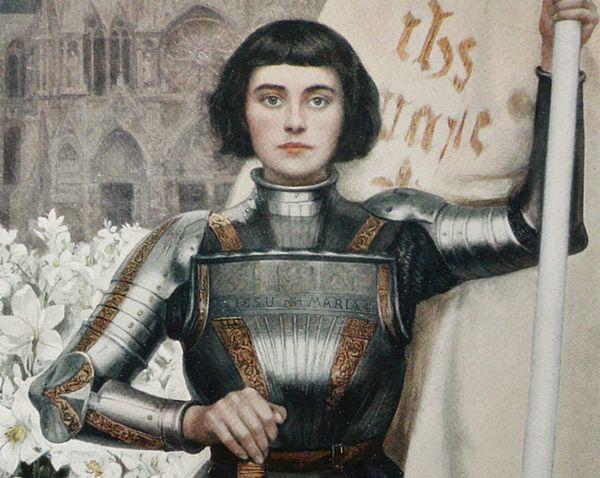 ジャンヌ・ダルクは生きていた?百年戦争の聖少女に残された逸話と謎