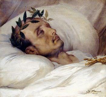 ナポレオン 死因