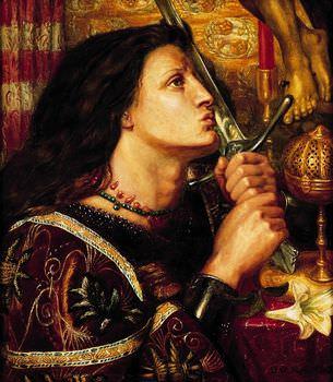 ジャンヌ・ダルクの身代金を払ったのは敵国だったイングランド
