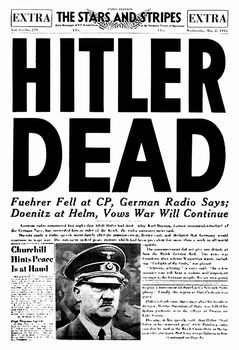 ヒトラーの死因