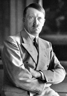 ヒトラー女性化計画