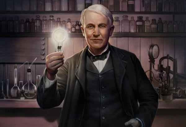 今さら聞けない発明王エジソン!電球発明の真実と意外な逸話