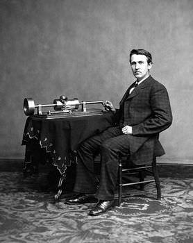 エジソン 発明数