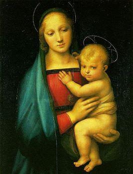 イエス・キリスト 聖母マリア