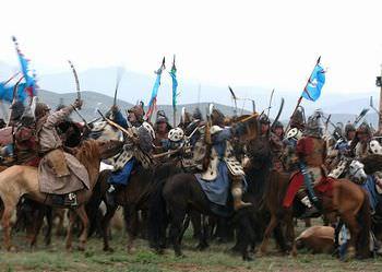 チンギスハン 世界征服