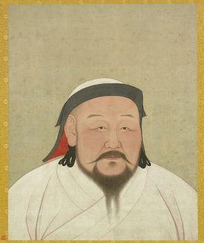 チンギスハン 孫