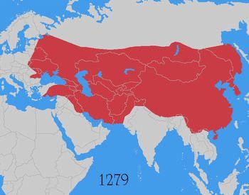 モンゴル帝国とは