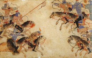 モンゴル帝国 最強