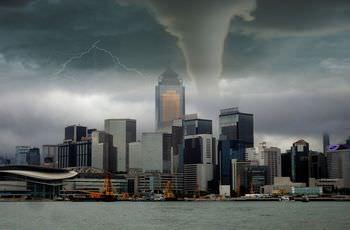 異常気象の発生